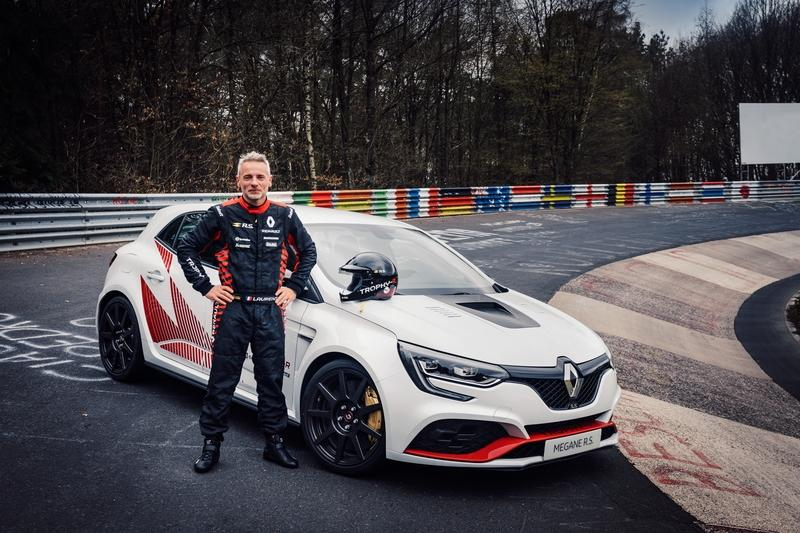 The 2019 Renault Megane RS Trophy R Just Killed the Civic Type R's Nurburgring Record