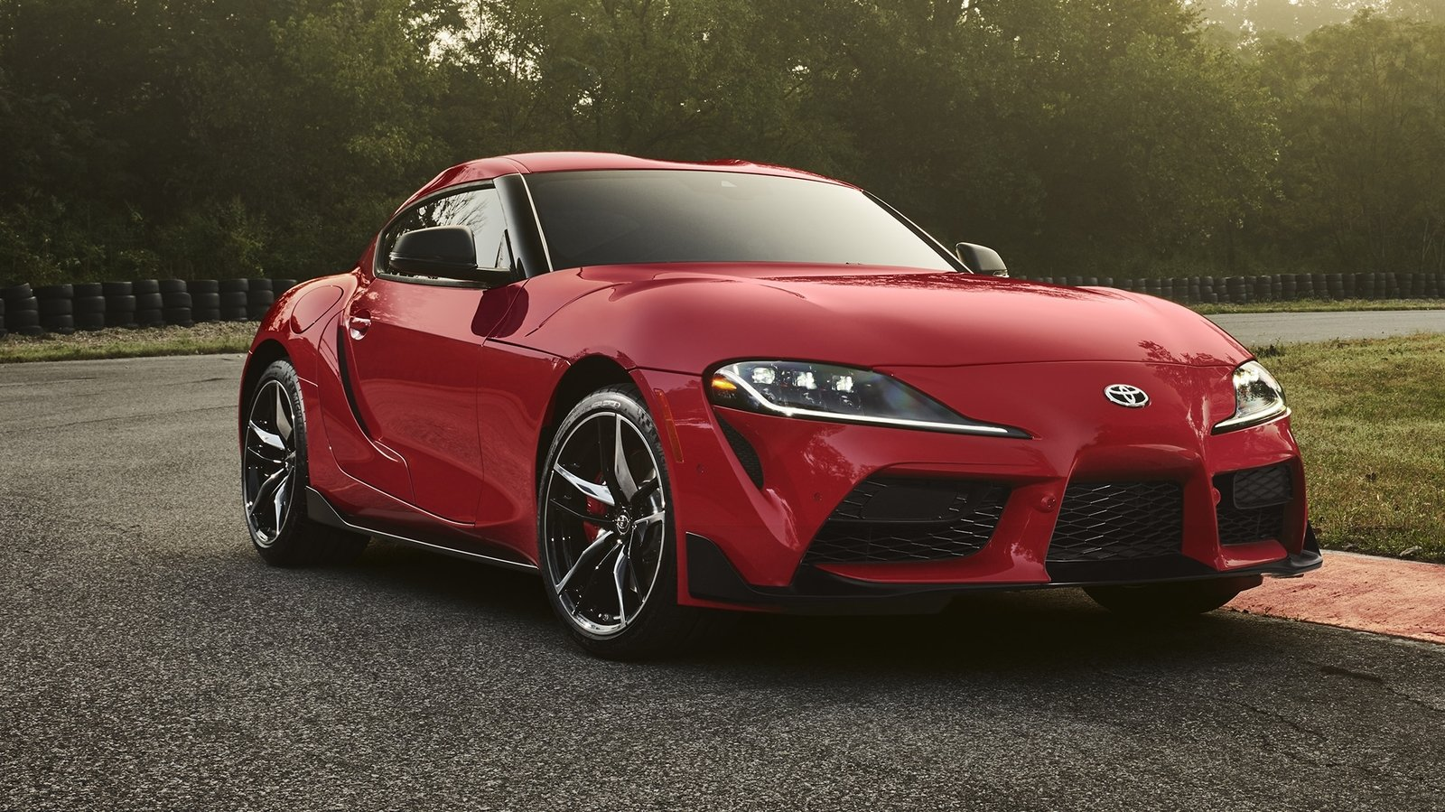 The 2020 Toyota Supra Is Surprisingly Small In Person
