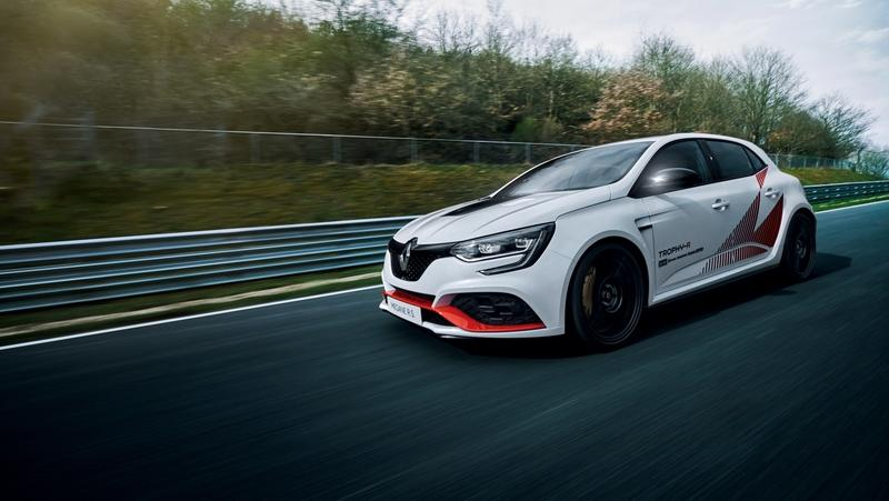 The 6 fastest front-wheel drive cars around the Nurburgring Norschleife