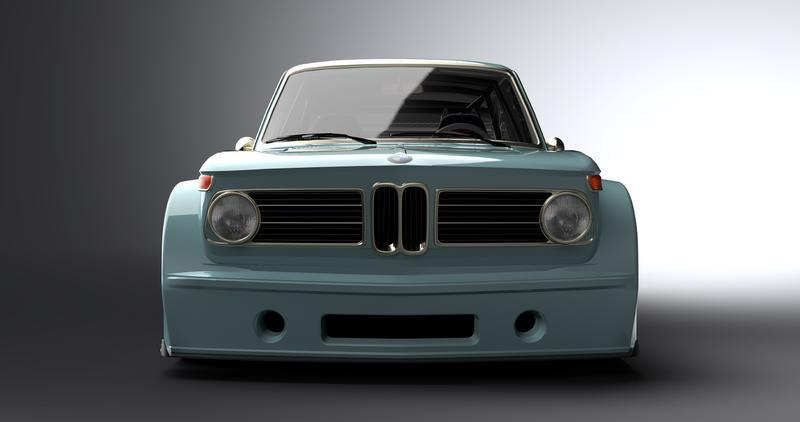 The Gruppe5 BMW 2002 Is An 800 Horsepower Blast From The Past with a $1 Million Price Tag - image 838793
