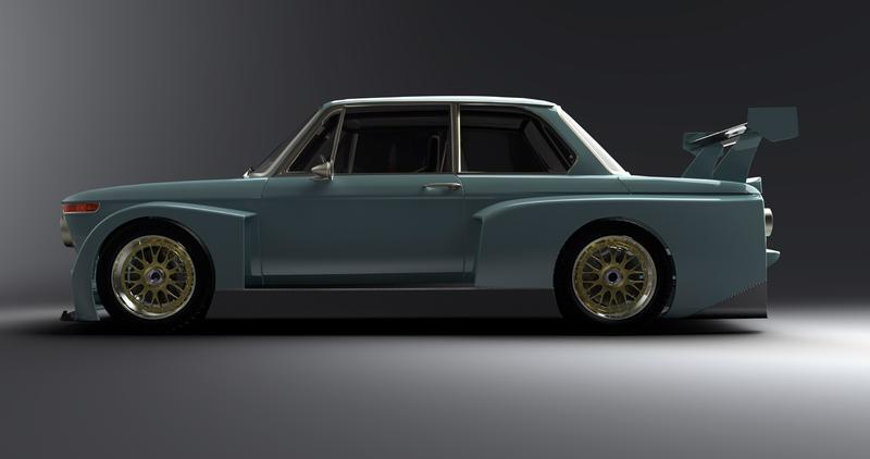 The Gruppe5 BMW 2002 Is An 800 Horsepower Blast From The Past with a $1 Million Price Tag - image 838794