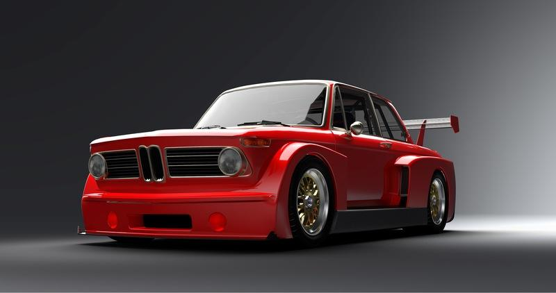 The Gruppe5 BMW 2002 Is An 800 Horsepower Blast From The Past with a $1 Million Price Tag