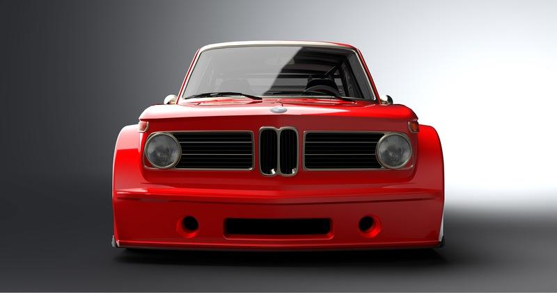 The Gruppe5 BMW 2002 Is An 800 Horsepower Blast From The Past with a $1 Million Price Tag - image 838787
