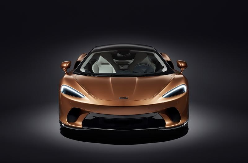 2020 McLaren GT - Quirks And Facts - image 839252