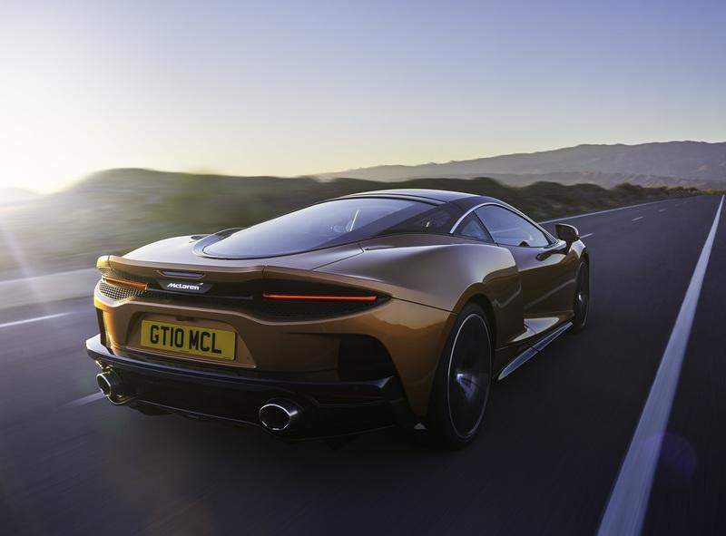2020 McLaren GT - Quirks And Facts - image 839242