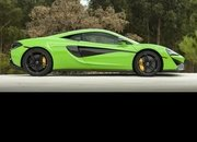 The McLaren GT Takes the Grand Touring Philosophy to a Whole New Level - image 839279