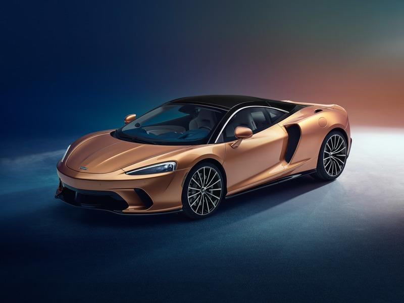 2020 McLaren GT - Quirks And Facts - image 839244