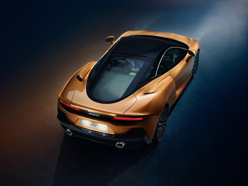 2020 McLaren GT - Quirks And Facts - image 839245