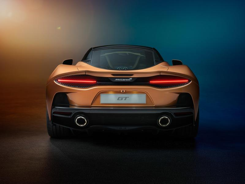2020 McLaren GT - Quirks And Facts - image 839246