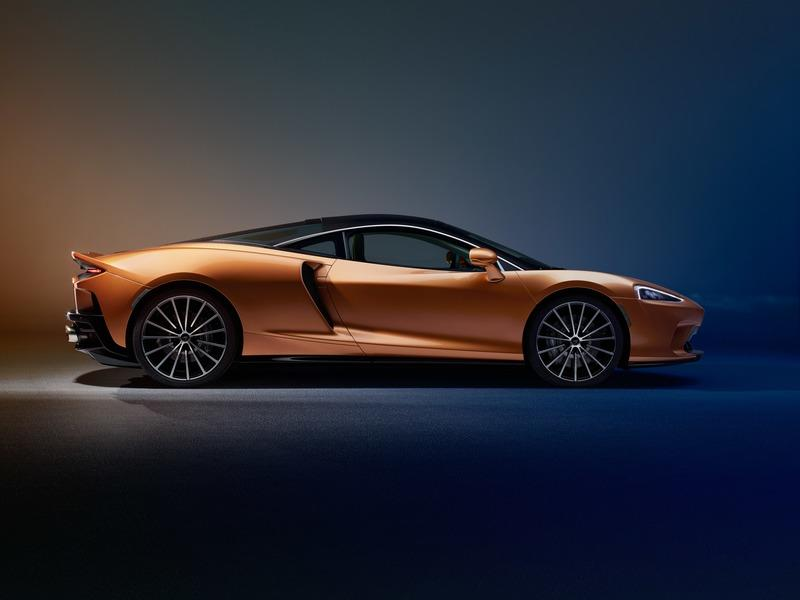 2020 McLaren GT - Quirks And Facts