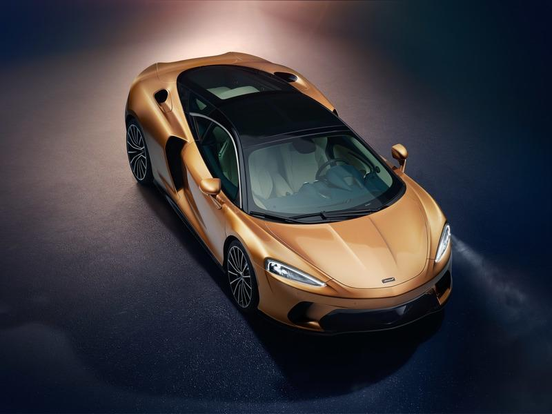 2020 McLaren GT - Quirks And Facts - image 839241