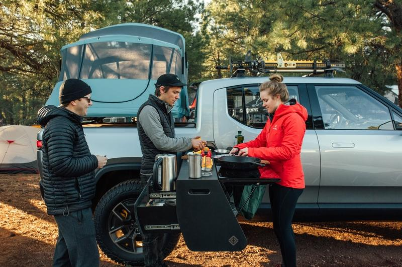 The Rivian R1T-Based Camper Is Way Cooler Than the Pickup