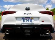 As Easter Eggs Go, the Toyota Supra Has One That Pays Tribute to the Nurburgring - image 838406