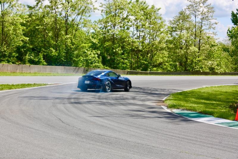 Driving the 2020 Toyota Supra On the Track and the Street