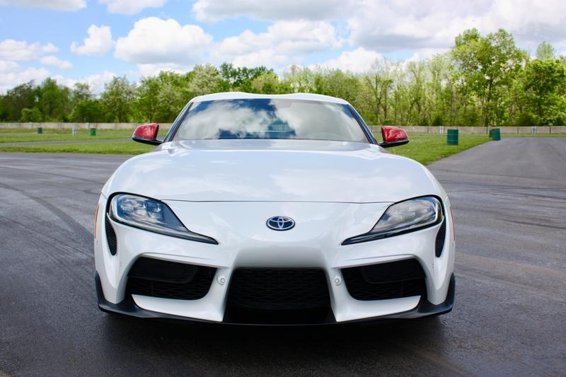 The 2020 Toyota Supra's Styling Is Growing On Me