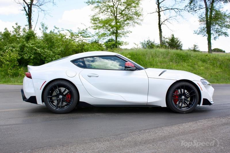 TopGear got their hands on a 2020 Toyota Supra - we can't believe how it ranks!