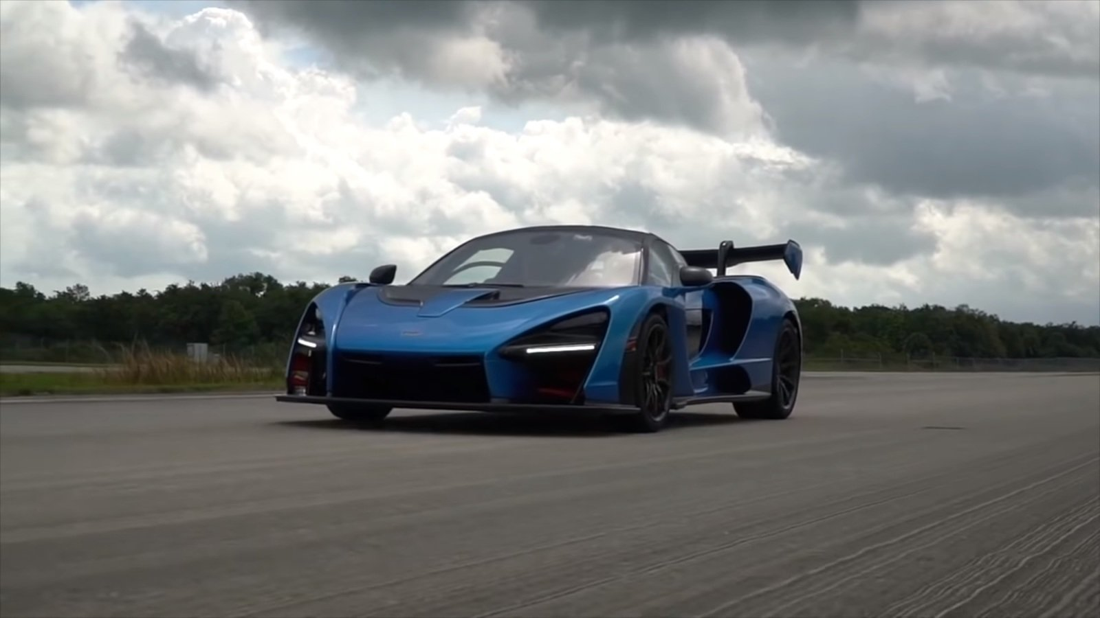 Mclaren For Sale >> Video: How Fast Can The McLaren Senna Really Go? | Top Speed