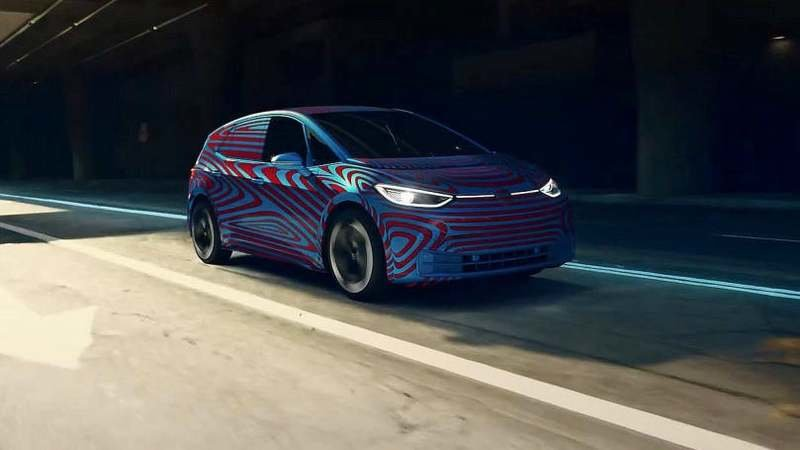 Volkswagen Received 10,000 Orders for the 2020 Volkswagen ID.3 Within the First 24 Hours of Pre-Ordering - image 838717