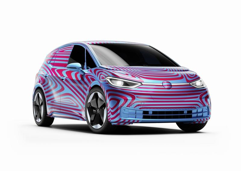 Volkswagen Received 10,000 Orders for the 2020 Volkswagen ID.3 Within the First 24 Hours of Pre-Ordering