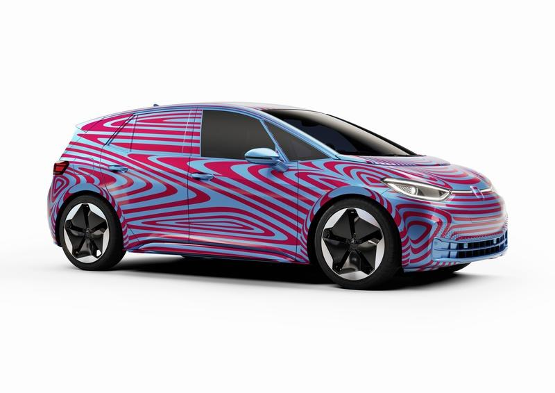 Volkswagen Received 10,000 Orders for the 2020 Volkswagen ID.3 Within the First 24 Hours of Pre-Ordering - image 838824