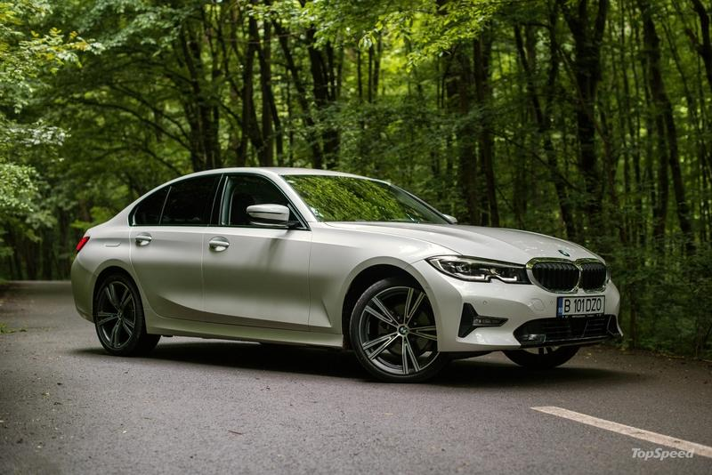 2019 BMW 3-Series G20 video review