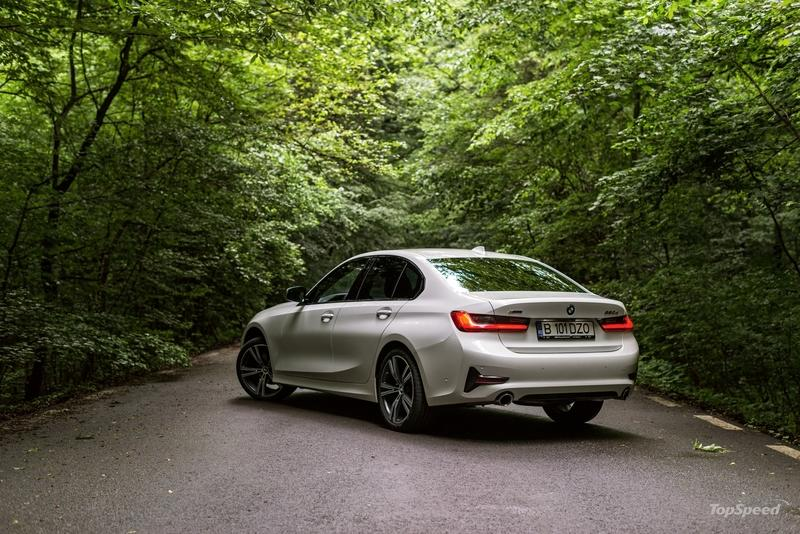 2019 BMW 3-Series G20 video review - image 840233