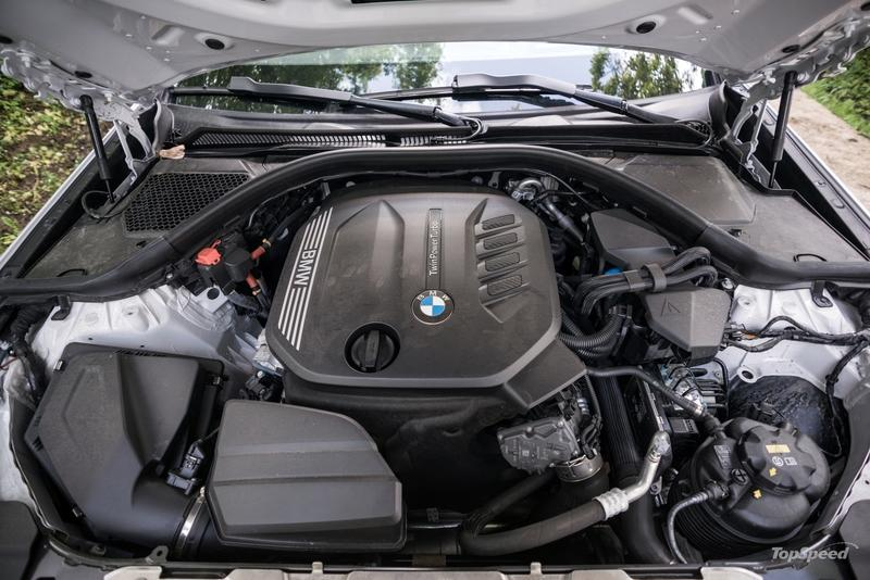 2019 BMW 3-Series G20 video review - image 840234