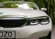 2019 BMW 3-Series G20 video review - image 840236