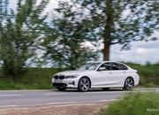 2019 BMW 3-Series G20 video review - image 840230