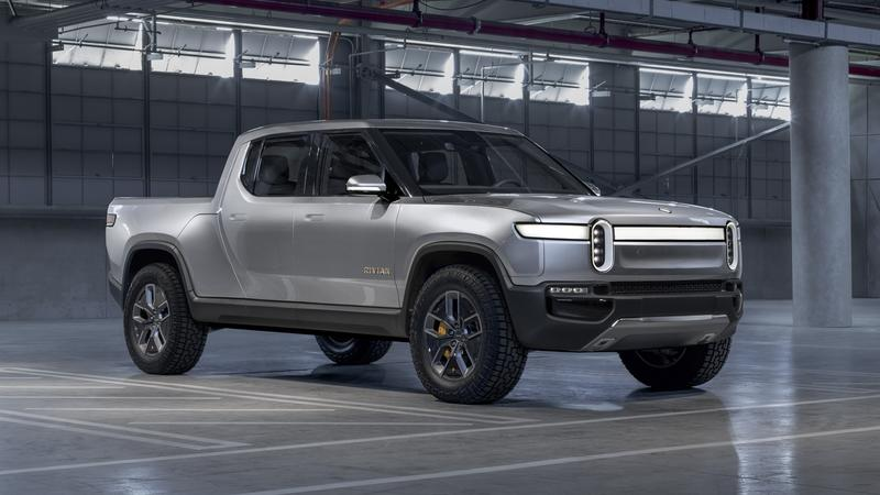 You Won't Believe How Historically Large the Rivian R1T's Battery Pack Will Be