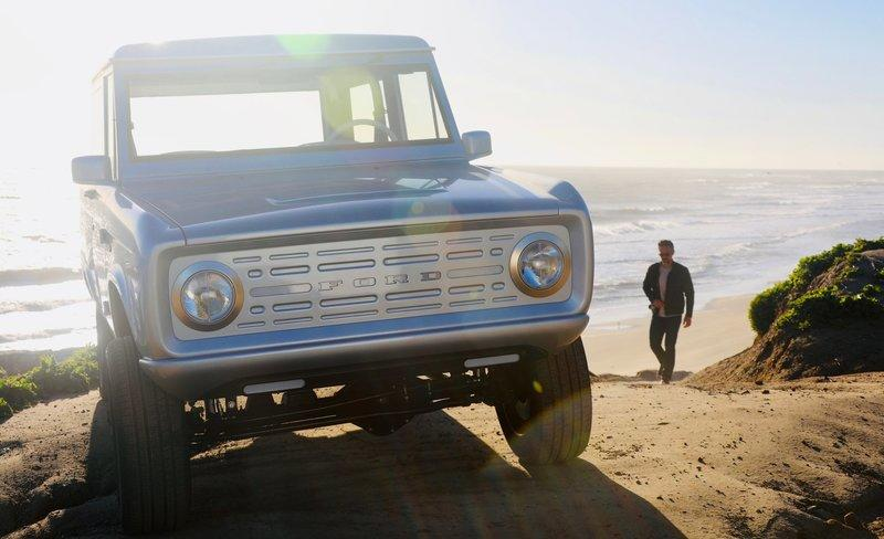 Zero Labs All-Electric Ford Bronco Restomod Is the Best Bronco