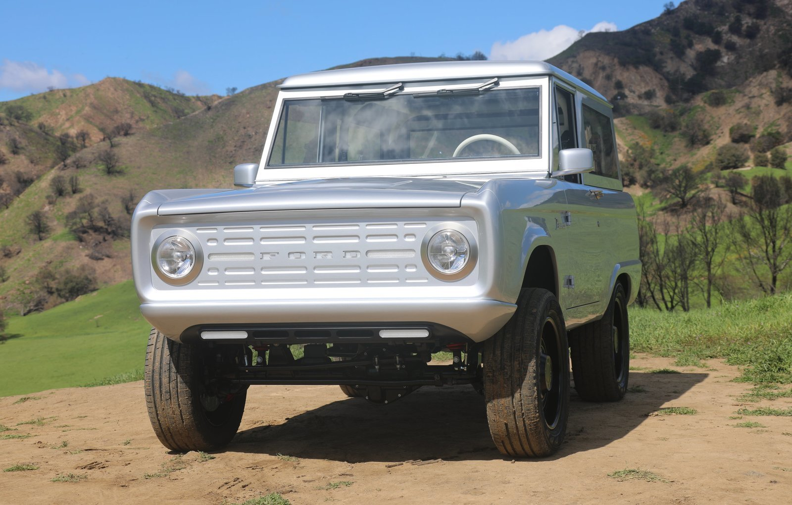 Zero Labs All-Electric Ford Bronco Restomod Is The Best ...