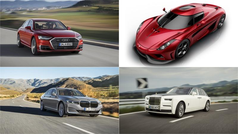 10 Modern Luxury cars that changed everything