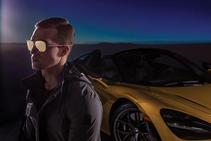 McLaren's Vision Collection Has 3D-Printed Glasses That Fit Your Face Perfectly