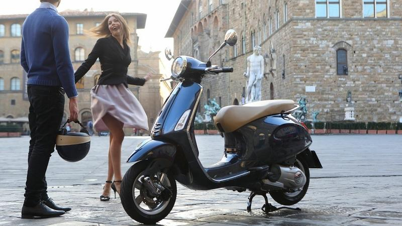 Vespa Motorcycles: Models, Prices, Reviews, News, Specifications