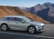 The new Audi A6 allroad quattro was revealed just in time for its 20th anniversary - image 843336