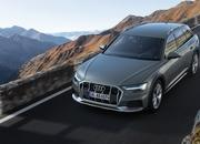 The new Audi A6 allroad quattro was revealed just in time for its 20th anniversary - image 843338