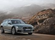 The new Audi A6 allroad quattro was revealed just in time for its 20th anniversary - image 843343