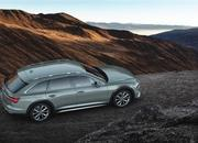 The new Audi A6 allroad quattro was revealed just in time for its 20th anniversary - image 843342