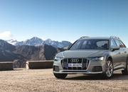 The new Audi A6 allroad quattro was revealed just in time for its 20th anniversary - image 843346