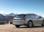 The new Audi A6 allroad quattro was revealed just in time for its 20th anniversary - image 843349