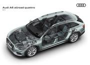 The new Audi A6 allroad quattro was revealed just in time for its 20th anniversary - image 843322