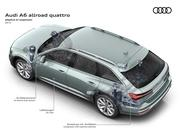 The new Audi A6 allroad quattro was revealed just in time for its 20th anniversary - image 843327