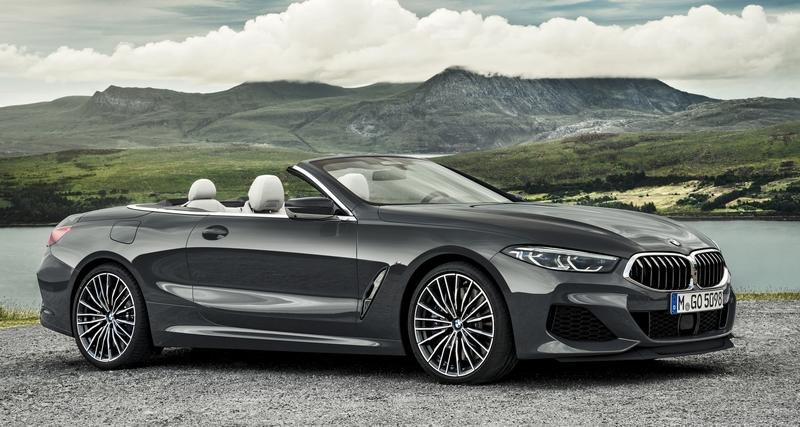 2020 Bmw M8 Convertible Top Speed