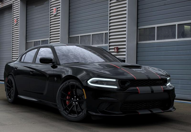 2019 Dodge Charger SRT Hellcat Octane Edition
