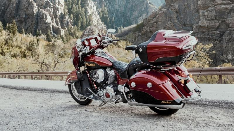 2018 - 2019 Indian Motorcycle Roadmaster Elite - image 846011