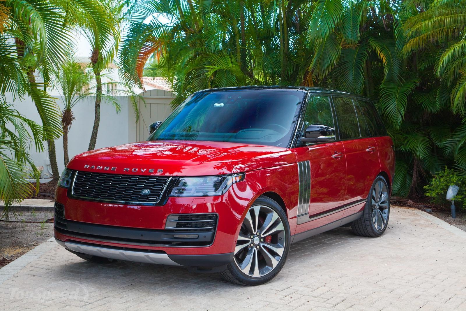 How Much Is A Land Rover >> 2019 Land Rover Range Rover SV Autobiography By SVO - Driven Pictures, Photos, Wallpapers. | Top ...