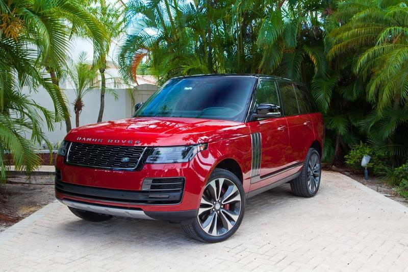 2019 Land Rover Range Rover SV Autobiography by SVO - Driven
