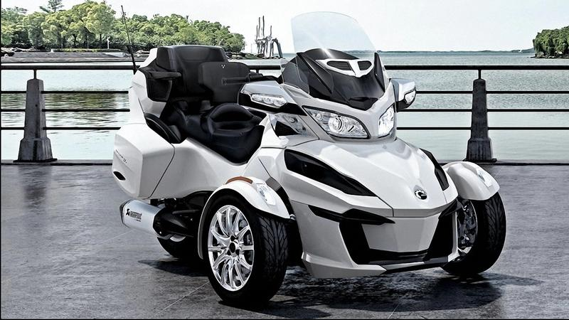 2018 Can-Am Spyder RT - image 845110