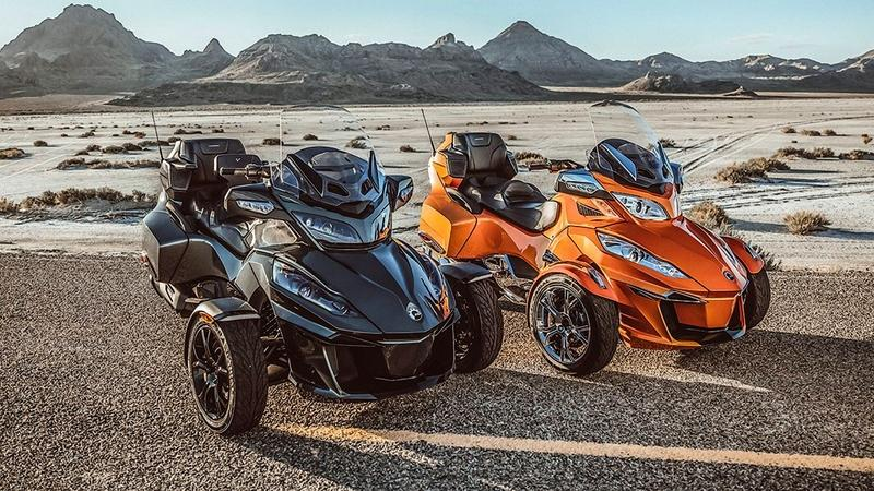 2018 Can-Am Spyder RT - image 845112